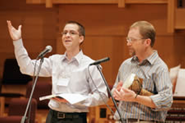 Singing the New Testament: No greater text than scripture for worship songs