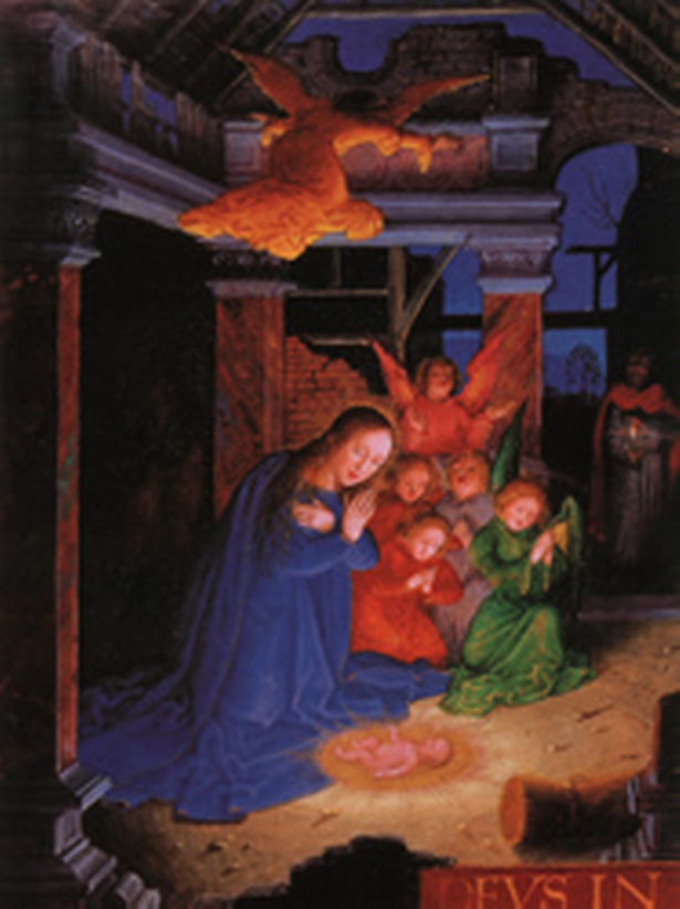 joy to the world preaching the christmas story