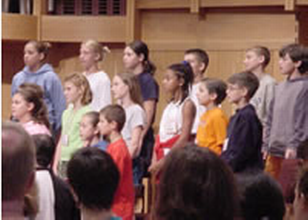 Click to View the Slideshow on engaging children in worship