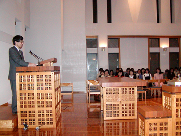 Click to View the Slideshow on the Church Music Workshop in Japan
