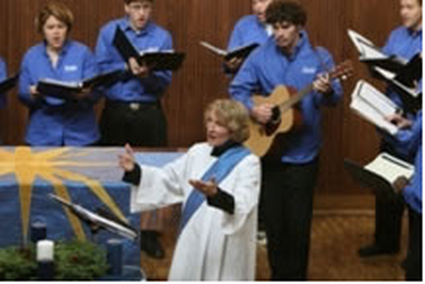 Click to View Slideshow on Studying Worship on Seminary Campuses