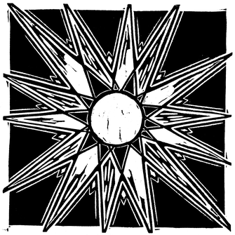 Sun of Righteousness A visual symbol that can be placed on the cover of service bulletins, within the written liturgy, or on a large screen display.