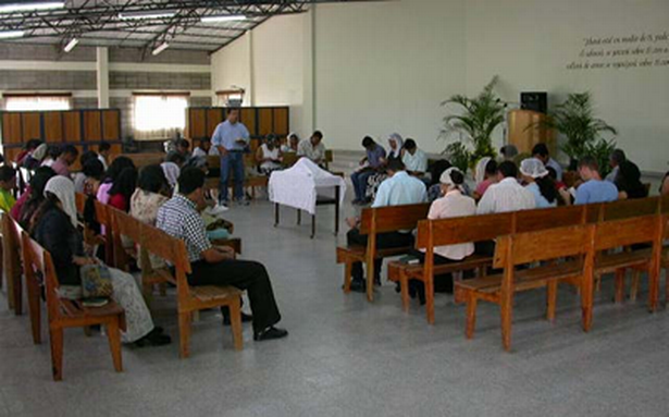 Click to View the Slideshow on Sala Evangelica
