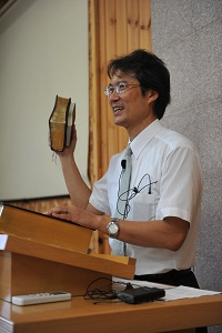 Taka Ashida on Worshiping with the Christian Year Lilly Foundation Funding Grants Insights into Religion News Christianity
