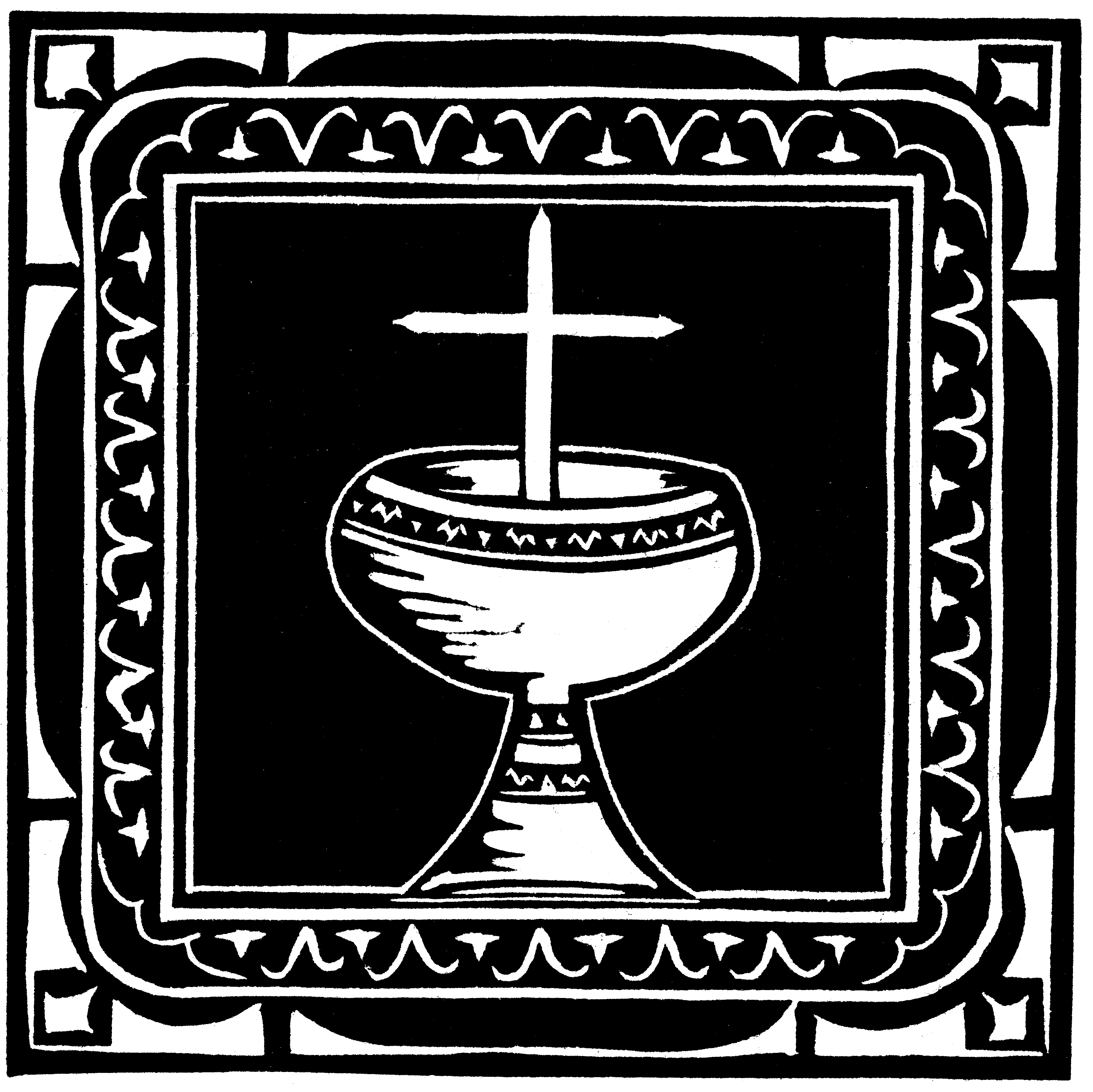 Chalice and Cross