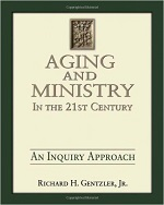 Aging and Ministry book cover