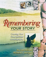 Remembering Your Story book cover
