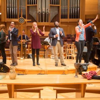 calvin college worship symposium Video highlights and tweets from the 2016 calvin symposium on worship, held at calvin college and calvin theological.