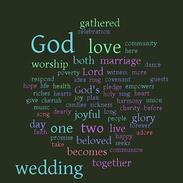 Christian Weddings Worth Remembering