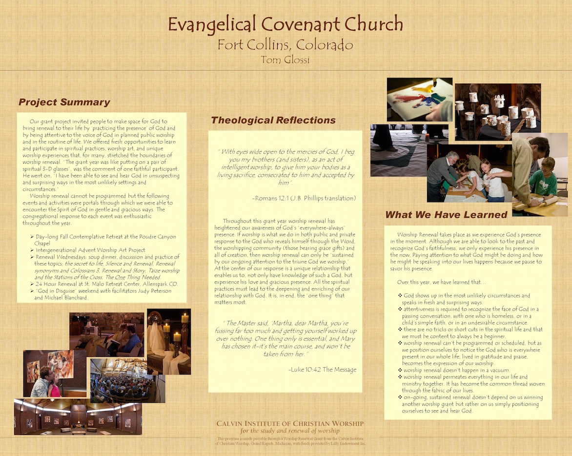 Evangelical Covenant Church of Fort Collins