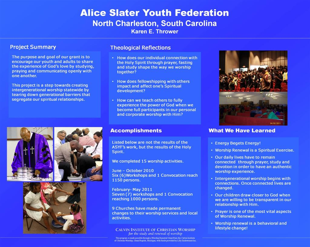 Alice Slater Youth Federation